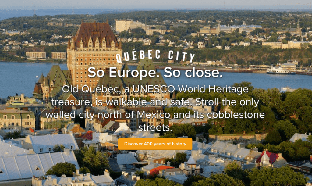 official-quebec-website