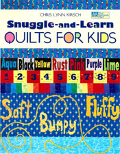 Snuggle and Learn Quilts for Kids