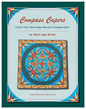 Compass Capers, by Chris Lynn Kirsch